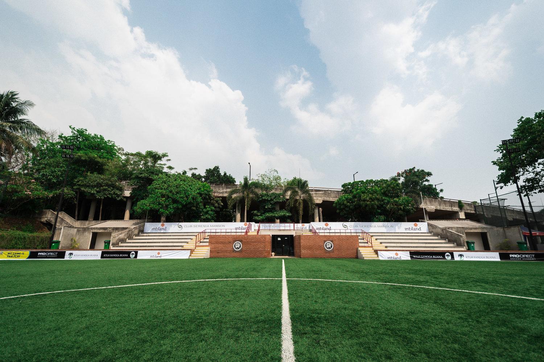 Seven Soccer Club Serenia Mansion