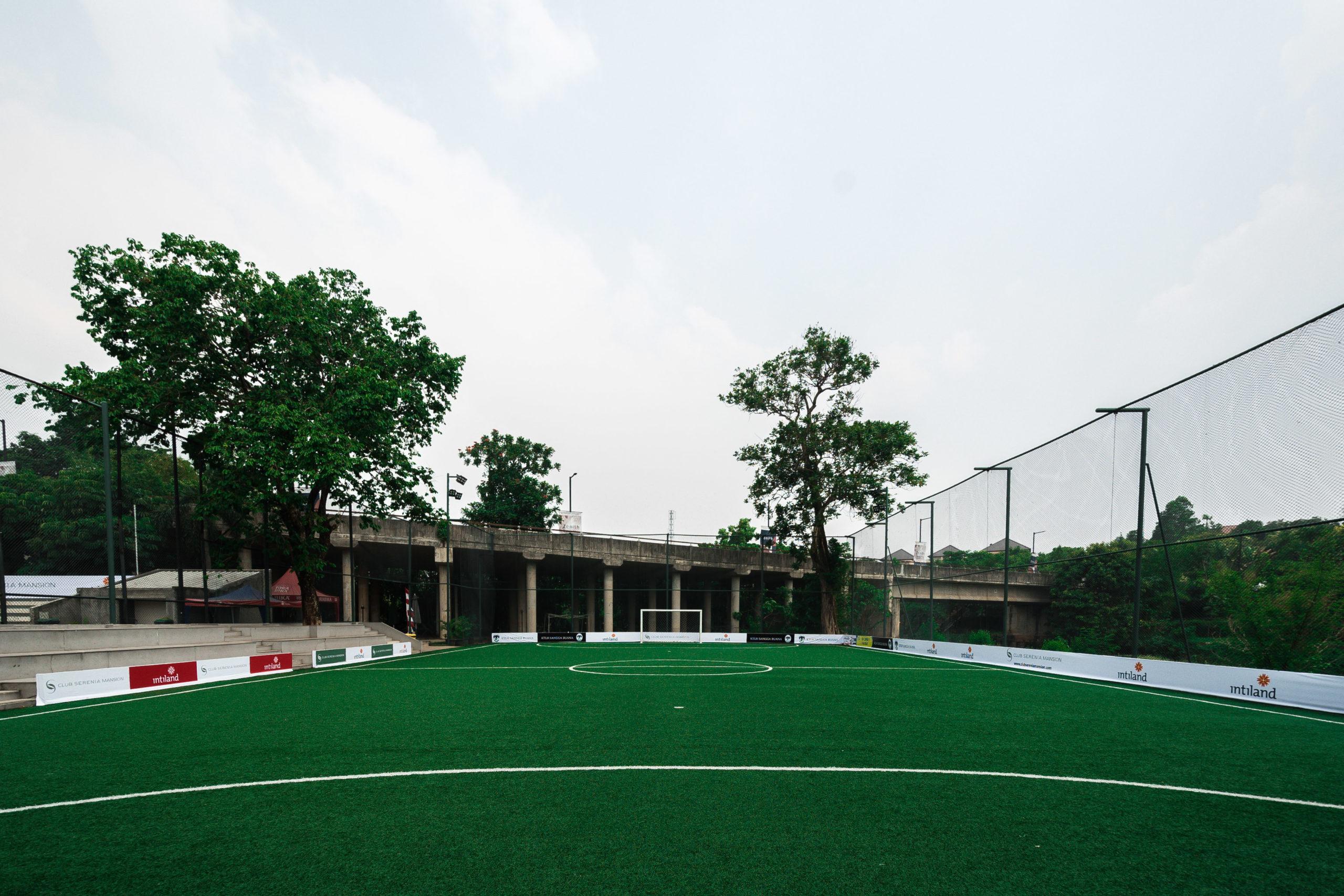 Five Soccer Club Serenia Mansion