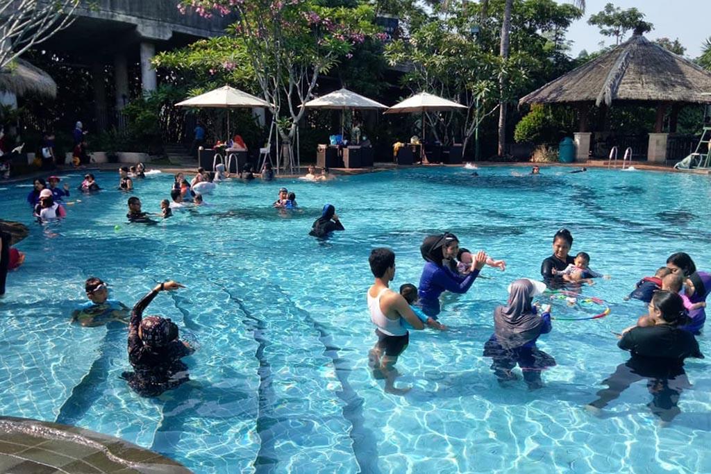 3 - Baby Swim