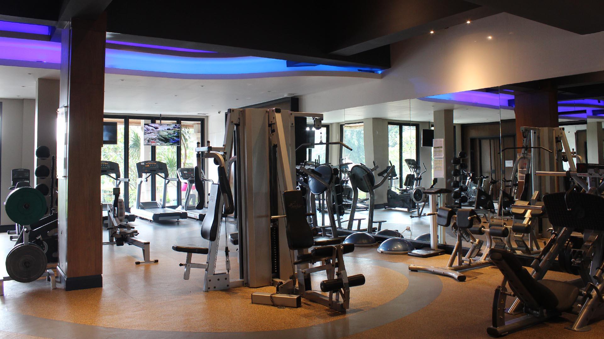 Gym & Pool - Membership - Slider-1
